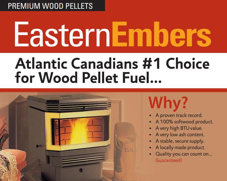 Eastern Embers Pellets
