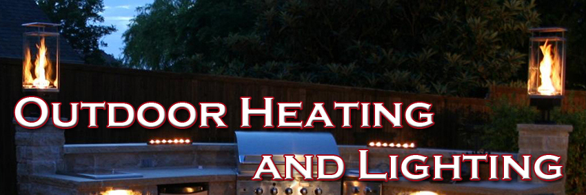 Outdoor Heating Lighting