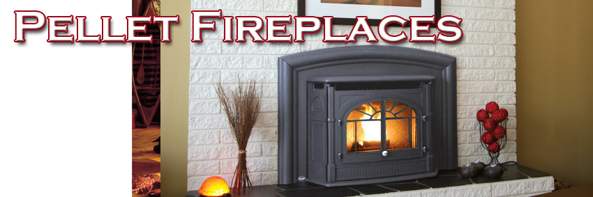 pellet fireplaces