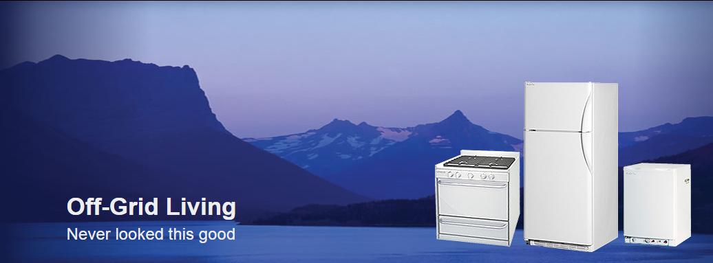 Unique Off the grid appliances