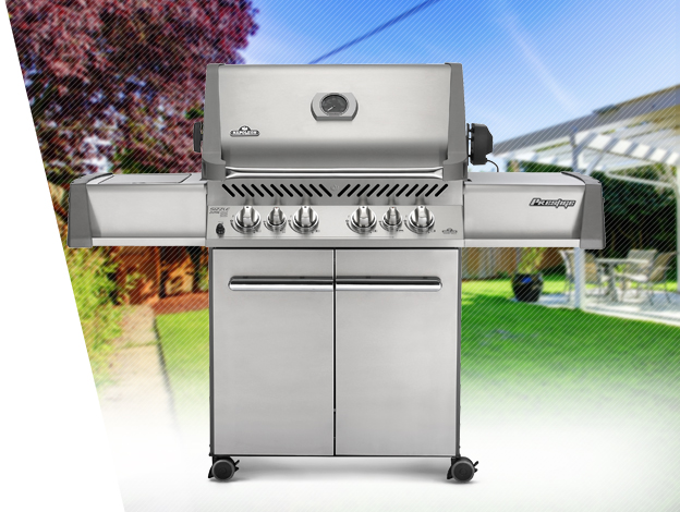 Napoleon Gas Barbecues