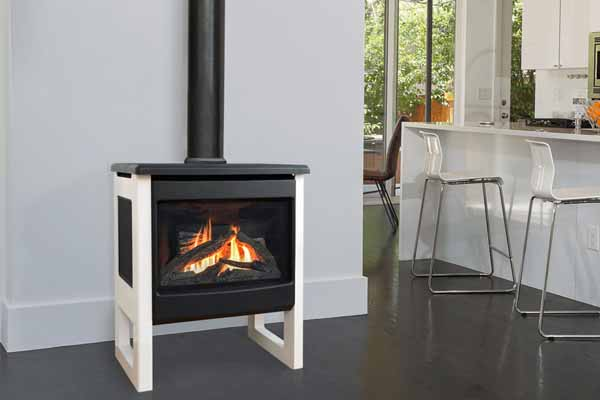 Natural Gas Propane Freestanding Stoves